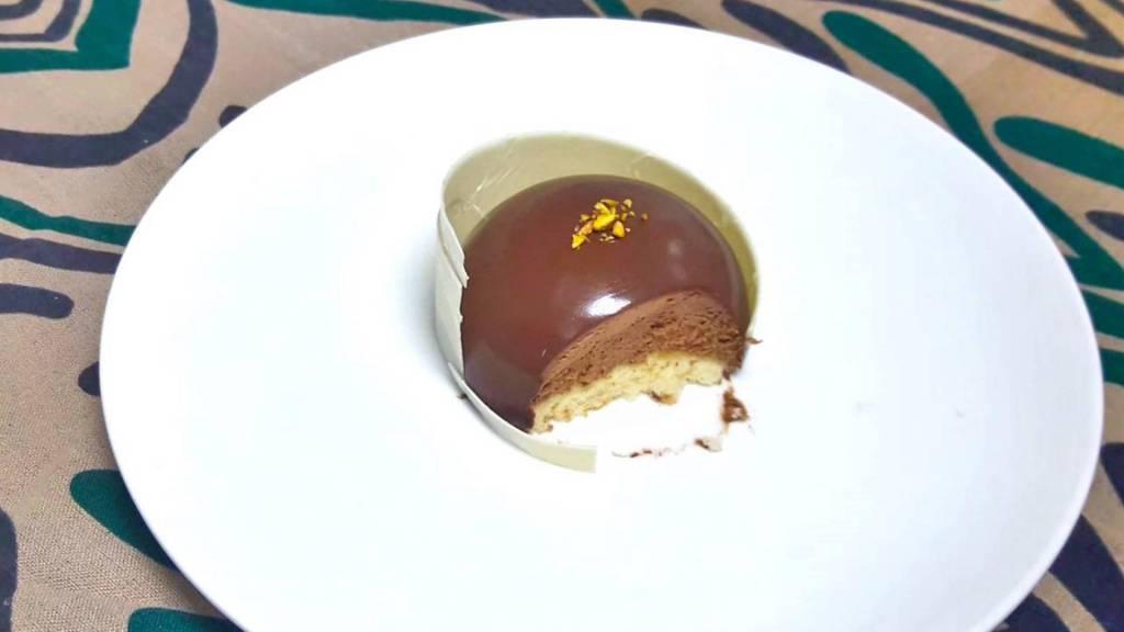 Đam Mê Ẩm Thực Cach-lam-banh-Mousse-Chocolate-phu-mat-bong-chocolate-dammeamthuc.com_