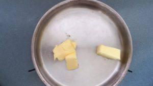 Đam Mê Ẩm Thực Cho-bơ-nhạt-vào-chảo-và-đun-chảy-ở-nhiệt-độ-thấp-300x169