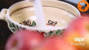Đam Mê Ẩm Thực Cho-đường-1-tsp-3g-Bột-quế-vào-bát-và-trộn-đều-300x169