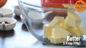 Đam Mê Ẩm Thực Cho-bơ-lạt-Chocolate-vào-bát.-Đun-cách-thủy-và-khuấy-đều-tay-cho-đến-khi-tan-300x169