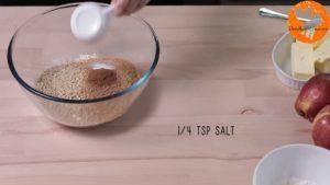 Đam Mê Ẩm Thực Cho-bột-mì-đa-dụng-bột-hạnh-nhân-đường-nâu-bột-quế-muối-vào-bát-và-trộn-đều5-300x169