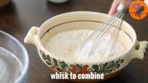 Đam Mê Ẩm Thực Cho-bột-mì-đa-dụng-muối-Bột-baking-powder-vào-bát-và-trộn-đều4-1-300x169