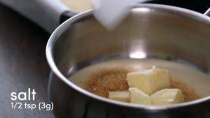 Đam Mê Ẩm Thực Cho-sữa-đặc-đường-hoa-mai-bơ-vào-nồi.-Đun-lửa-nhỏ-và-khuấy-đều-tay-cho-đến-khi-tan-hết-tiếp-tục-đun-thêm-5-phút5-300x169
