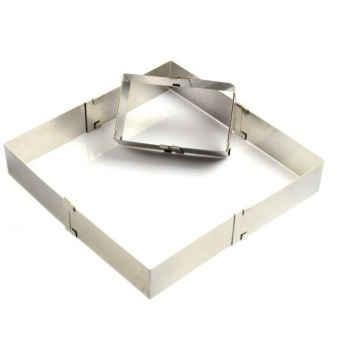 Đam Mê Ẩm Thực Khuôn-vuông-ring-18x18x5