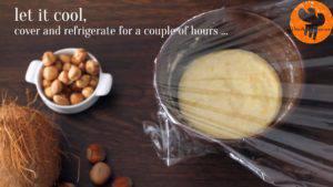 Đam Mê Ẩm Thực Sử-dụng-màng-bọc-thực-phẩm-phủ-kín-mặt-bát-và-làm-lạnh-ở-ngăn-mát-1-2-giờ-cho-đến-khi-hơi-đông-và-có-độ-dẻo-300x169