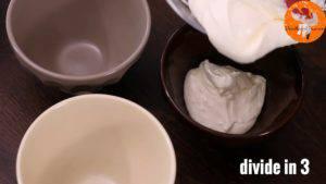 Đam Mê Ẩm Thực Sau-đó-chia-đều-3-phần-hỗn-hợp-kem-Cheese-và-Whipping-ra-3-bát-riêng-300x169