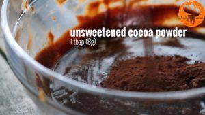 Đam Mê Ẩm Thực Thêm-bột-cacao-bột-hạt-hạnh-nhân-và-trộn-cho-đến-khi-quyện-đều-300x169