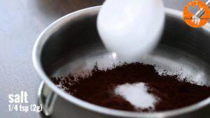 Đam Mê Ẩm Thực Cho-đường-bột-cacao-muối-vào-nồi-và-trộn-đều3-300x169