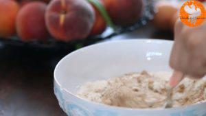 Đam Mê Ẩm Thực Cho-đường-nâu-bột-mì-đa-dụng-bột-quế-vào-bát-và-trộn-đều-4-300x169