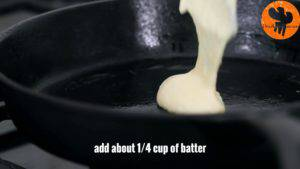 Đam Mê Ẩm Thực Cho-14-cup-hỗn-hợp-bột-ở-bước-3-vào-chảo-và-thêm-quả-Việt-Quất-lên-mặt-300x169