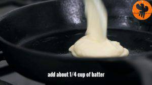 Đam Mê Ẩm Thực Cho-14-cup-hỗn-hợp-bột-ở-bước-3-vào-chảo-và-thêm-quả-Việt-Quất-lên-mặt2-300x169