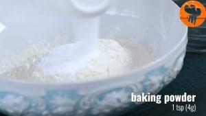 Đam Mê Ẩm Thực Cho-bột-mì-muối-bột-baking-soda-bột-baking-powder-vào-bát-và-khuấy-đều-4