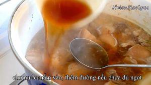 Đam Mê Ẩm Thực Cho-nước-mắm-vào-và-cho-thêm-đường-nếu-chưa-đủ-ngọt