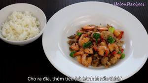 Đam Mê Ẩm Thực Cho-tôm-rim-thịt-ra-đĩa-thêm-hạt-tiêu-hành-lá-tùy-thích-và-hoàn-thành2