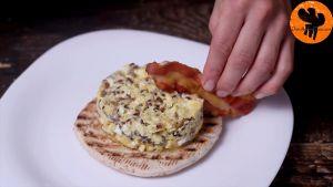 Đam Mê Ẩm Thực Dùng-kèm-với-bánh-mì-nướng-và-thịt-xông-khói3