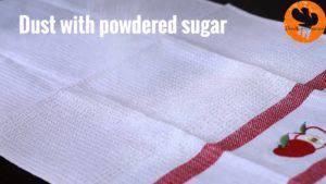 Đam Mê Ẩm Thực Rắc-đường-bột-lên-khăn-30x40cm-đã-trải-300x169