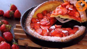 Đam Mê Ẩm Thực Rắc-đường-bột-và-cắt-bánh-cho-ra-đĩa-thưởng-thức3-300x169