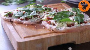 Đam Mê Ẩm Thực Rắc-thêm-phô-mai-Mozzarella-nạo-nhỏ-rau-tùy-thích-và-chút-muối3