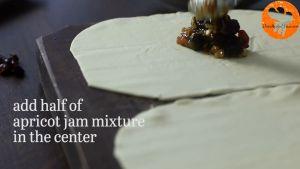 Đam Mê Ẩm Thực Sau-đó-cho-hỗn-hợp-ở-bước-1-lên-trên-bột-bánh-nhiều-lớp