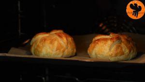Đam Mê Ẩm Thực Sau-đó-cho-khay-bánh-vào-lò-nướng-20-25-phút-cho-đến-khi-bột-bánh-có-màu-vàng2