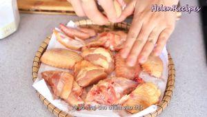 Đam Mê Ẩm Thực Sau-đó-vỗ-nhẹ-cho-gia-vị-thấm-vào-thịt-gà
