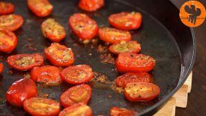Đam Mê Ẩm Thực Sau-khi-nướng-xong-cho-khay-cà-chua-ra-rây2
