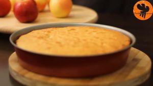 Đam Mê Ẩm Thực Sau-khi-nướng-xong-cho-khuôn-ra-rây-để-nguội-và-thử-bằng-cách-cho-que-tăm-vào-giữa-bánh-nếu-rút-ra-que-sạch-là-bánh-chín