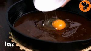 Đam Mê Ẩm Thực Sau-khi-nguội-thêm-trứng-vào-chảo-và-khuấy-cho-đến-khi-quyện-đều