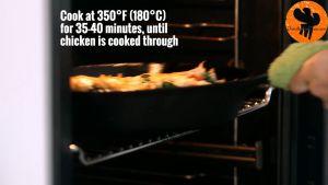 Đam Mê Ẩm Thực Sau-khi-rán-xong-loại-bỏ-tăm.-Cho-chảo-vào-lò-và-nướng-trong-35-40-phút-cho-đến-khi-chín
