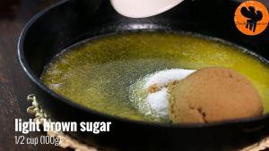 Đam Mê Ẩm Thực Thêm-đường-kính-đường-nâu-vào-chảo-và-khuấy-cho-đến-khi-quyện-đều2