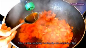 Đam Mê Ẩm Thực Thêm-đường-nước-mắmxì-dầu-vào-chảo-và-khuấy-đều-trong-3-phút-cho-đến-khi-cà-chua-ra-nước2