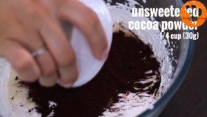 Đam Mê Ẩm Thực Thêm-198g-sữa-đặc-bột-cacao-và-tiếp-tục-đánh-cho-đến-khi-quyện-đều2-300x169