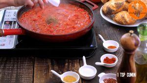 Đam Mê Ẩm Thực Thêm-bột-thì-là-bột-ớt-Paprika-ớt-bột-bột-ớt-khô-đường-muối-hạt-tiêu-và-đảo-đều-trong-10-15-phút