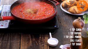 Đam Mê Ẩm Thực Thêm-bột-thì-là-bột-ớt-Paprika-ớt-bột-bột-ớt-khô-đường-muối-hạt-tiêu-và-đảo-đều-trong-10-15-phút6