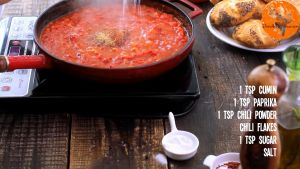 Đam Mê Ẩm Thực Thêm-bột-thì-là-bột-ớt-Paprika-ớt-bột-bột-ớt-khô-đường-muối-hạt-tiêu-và-đảo-đều-trong-10-15-phút7