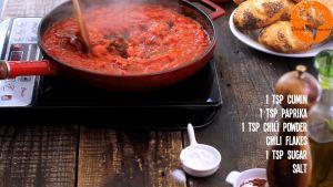 Đam Mê Ẩm Thực Thêm-bột-thì-là-bột-ớt-Paprika-ớt-bột-bột-ớt-khô-đường-muối-hạt-tiêu-và-đảo-đều-trong-10-15-phút9