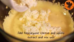 Đam Mê Ẩm Thực Thêm-kem-Mascarpone-cheese-chiết-suất-vani-và-đánh-đều