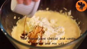 Đam Mê Ẩm Thực Thêm-kem-Mascarpone-cheese-chiết-suất-vani-và-đánh-đều2