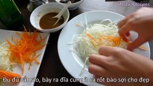 Đam Mê Ẩm Thực u-đủ-vắt-khô-nước-cho-ra-đĩa-cùng-vài-sợi-Cà-Rốt-trang-trí2