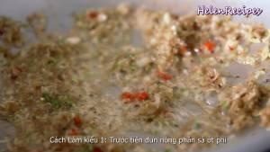 Đam Mê Ẩm Thực Đun-nóng-2-tbsp-dầu-ăn-và-phi-thơm-tỏi-băm