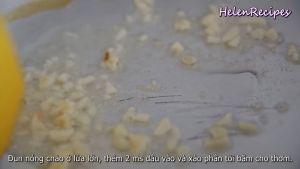 Đam Mê Ẩm Thực Đun-nóng-chảo-ở-lửa-lớn-thêm-2-tbsp-Dầu-ăn-vào-và-xào-phần-tỏi-băm-cho-thơm3