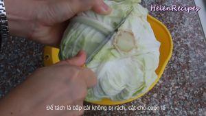 Đam Mê Ẩm Thực Cắt-chỗ-cuống-lá-rồi-nhúng-bắp-cải-vào-nước-để-dễ-tách-hơn