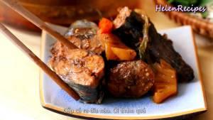 Đam Mê Ẩm Thực Cho-cá-ra-đĩa-thêm-nước-cá-hạt-tiêu-và-hoàn-thành