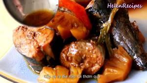 Đam Mê Ẩm Thực Cho-cá-ra-đĩa-thêm-nước-cá-hạt-tiêu-và-hoàn-thành2