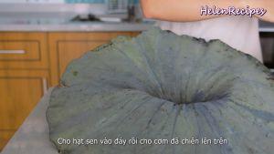 Đam Mê Ẩm Thực Cho-cơm-vừa-trộn-đều-vào-lá-Sen.-Gói-lại-và-hấp-trong-10-phút2