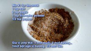 Đam Mê Ẩm Thực Cho-muối-đường-bột-ngũ-vị-hương-tiêu-vào-bát-nhỏ-và-trộn-đều4