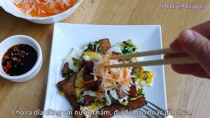 Đam Mê Ẩm Thực Cho-ra-đĩa-dùng-kèm-với-nước-chấm-đu-đủ-dầm-hoặc-đồ-chua-khác