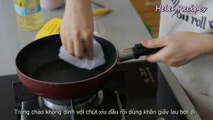 Đam Mê Ẩm Thực Láng-chảo-chống-dính-với-chút-Dầu-ăn-rồi-dùng-khăn-giấy-lâu-bớt-đi-ở-lửa-vừa2