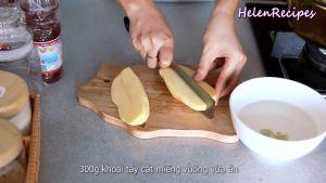 Đam Mê Ẩm Thực Loại-bỏ-vỏ-cắt-300g-Khoai-tây-miếng-vuông-vừa-ăn-và-ngâm-trong-nước-muối-loại-bỏ-chất-không-tốt-cho-sức-khỏe-và-đỡ-bị-thâm2