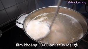 Đam Mê Ẩm Thực Luộc-1-con-gà-hoặc-hầm-xương-gà-với-1-củ-hành-tây-và-1-tbsp-muối-trong-khoảng-30-60-phút-thỉnh-thoảng-vớt-bọt3